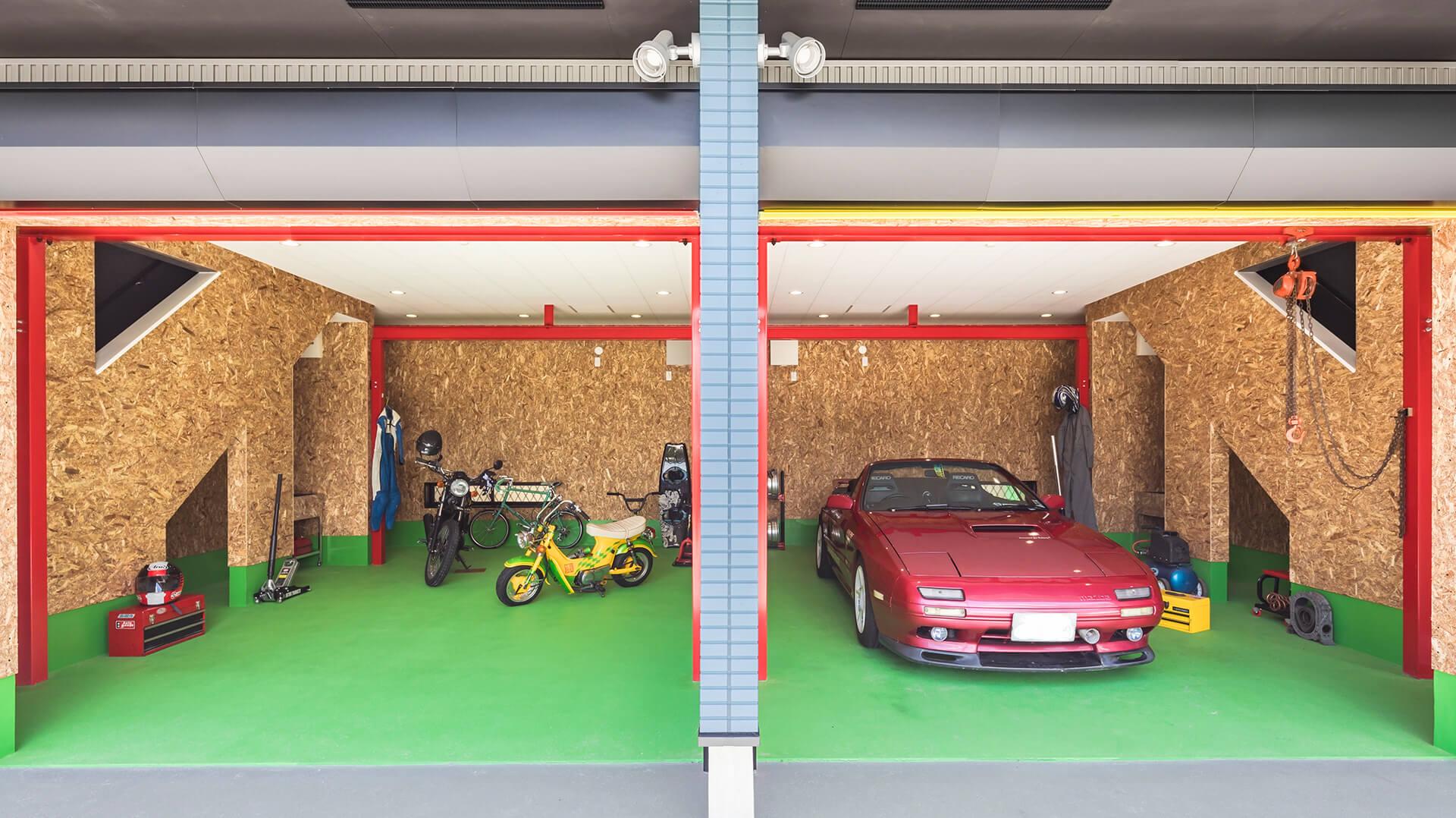 ガレージハウスS-BASE イメージ